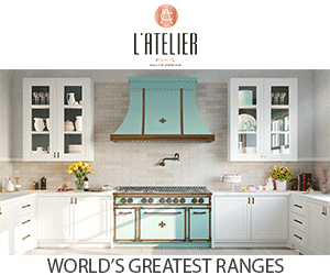 Le Atelier Paris - Luxury Kitchens