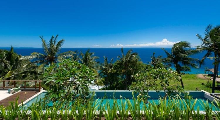 Malibu Cliff Villa in Lombok, Bali