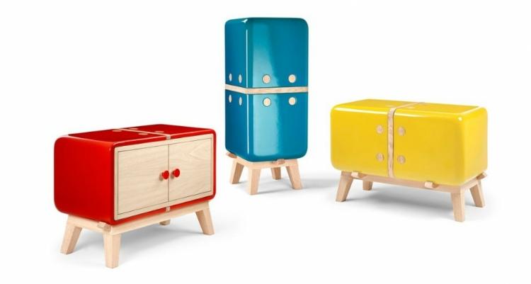 Keramos cabinets by CoProdotto