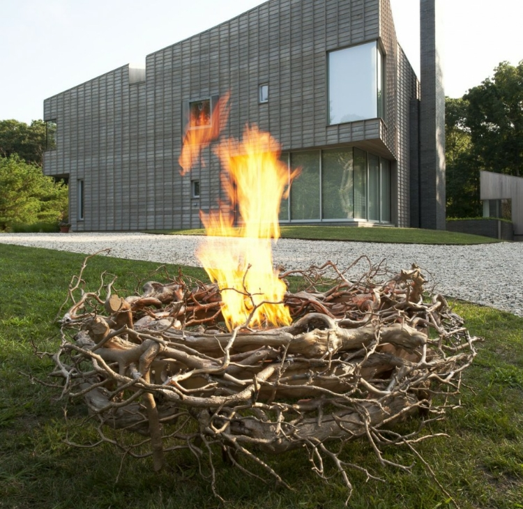 Original Fire Features by Elena Colombo