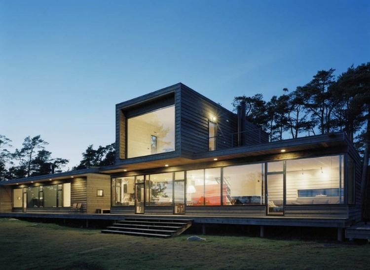 Villa Plus By Waldemarson Berglund Arkitekter Homeadore