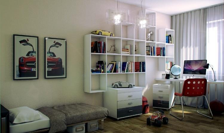 Creative Teen Workspaces