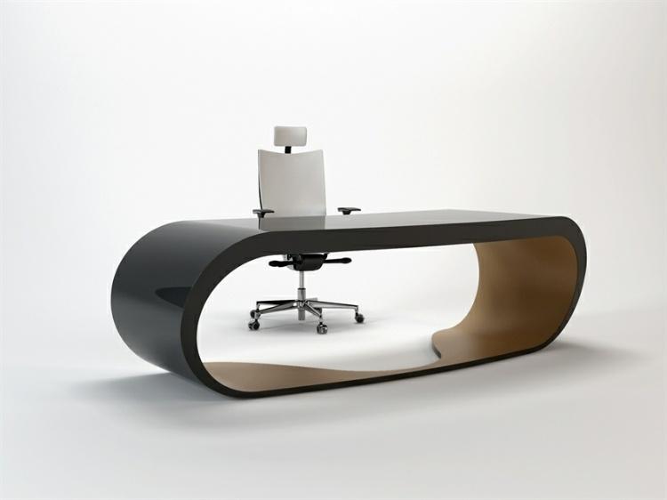 Goggle Desk by Danny Venlet