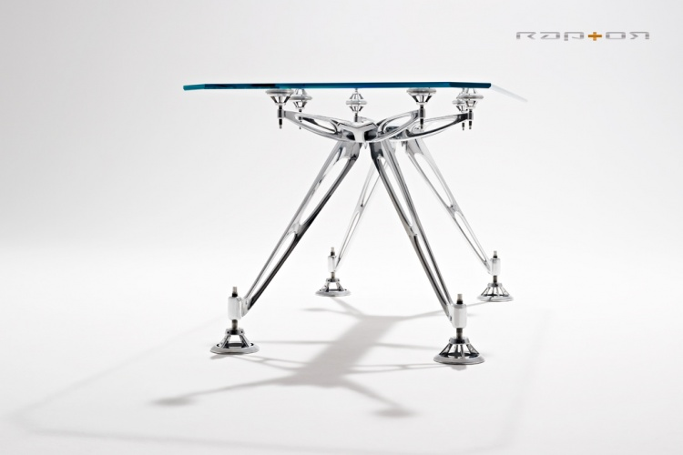 Unique Designed Table by Raptor Furniture