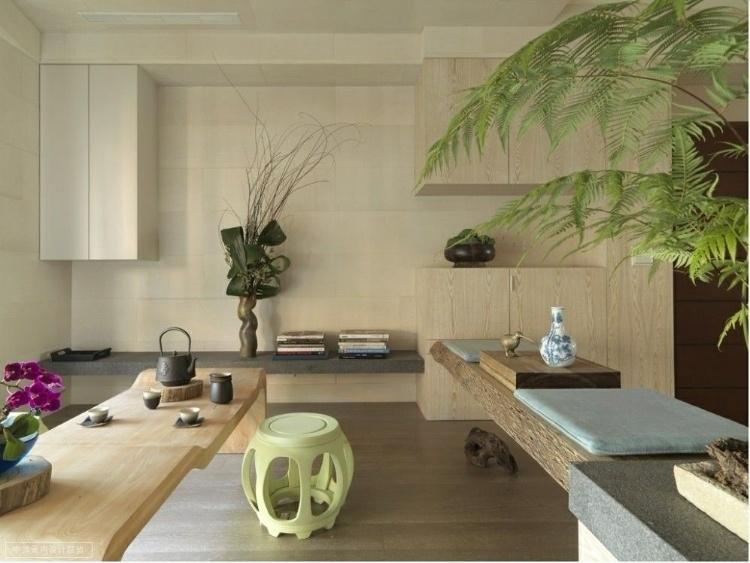 Minimalistic Apartment by Wu Chengxian