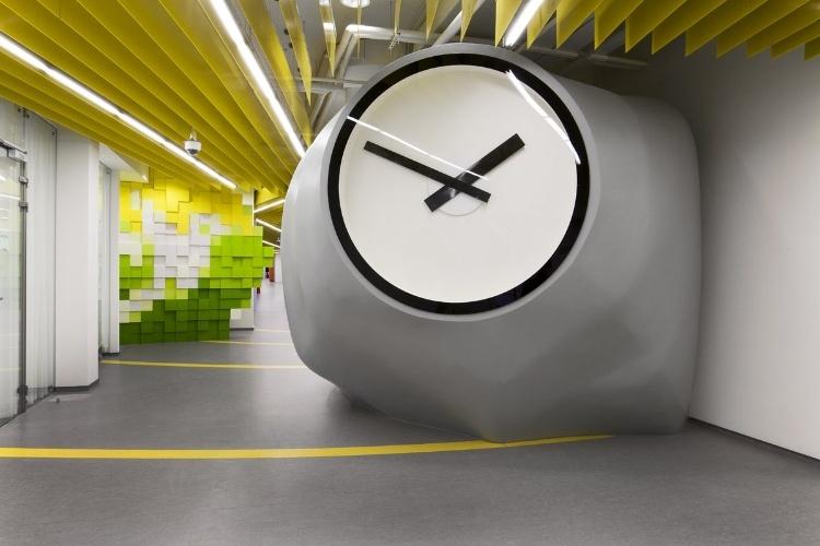 Yandex Office by Za Bor Architects