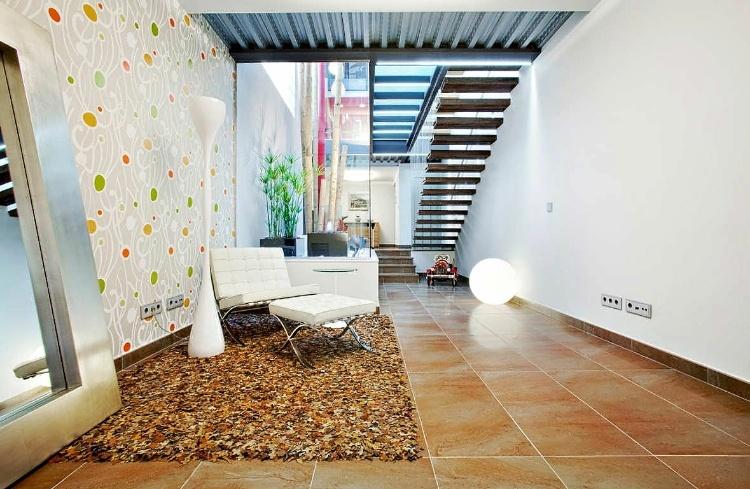 12 Feet Wide Family House by Ferrolan LAB