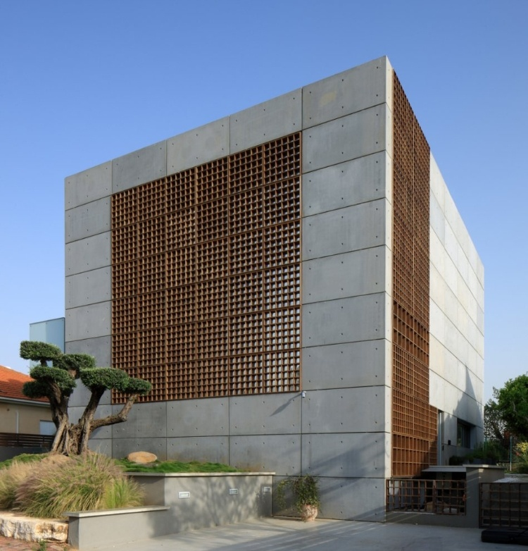 House K by Auerbach Halevy Architects & Engineers