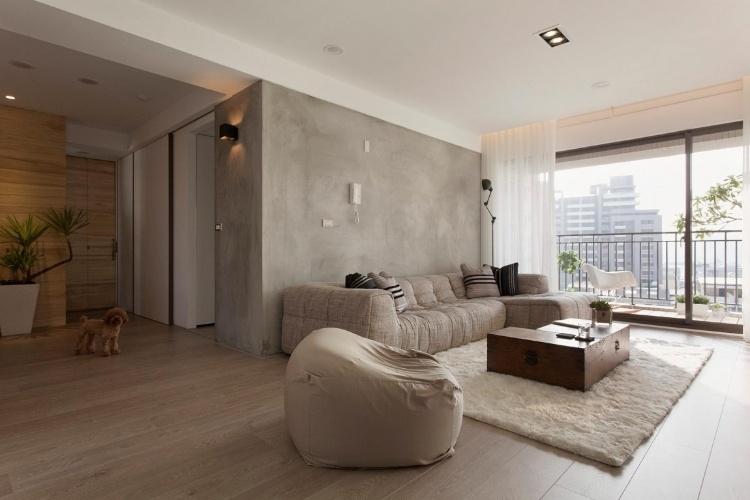 Contemporary Apartment by Fertility Design « HomeAdore