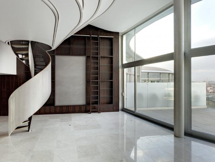 Riverside Penthouse by Foster Lomas