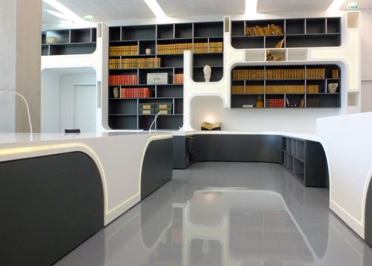 Alphabet Library by Hoffice