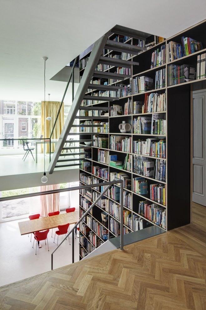 Vertical Loft by Shift A+U