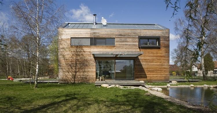 House in Bohumilec by Mimosa Architekti