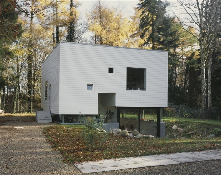 House W by Kraus Schoenberg architects