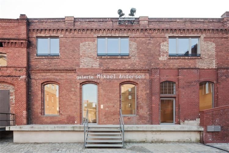 Galerie Andersen in Berlin, Germany