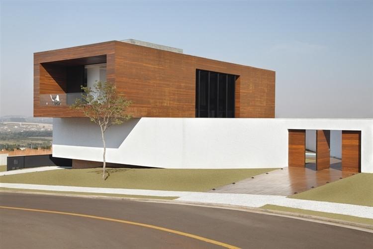 La house by studio guilherme torres homeadore for Shea homes design studio arizona