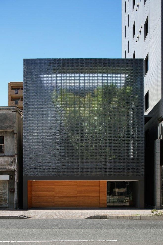 Optical Glass House by Hiroshi Nakamura & NAP | Home Adore