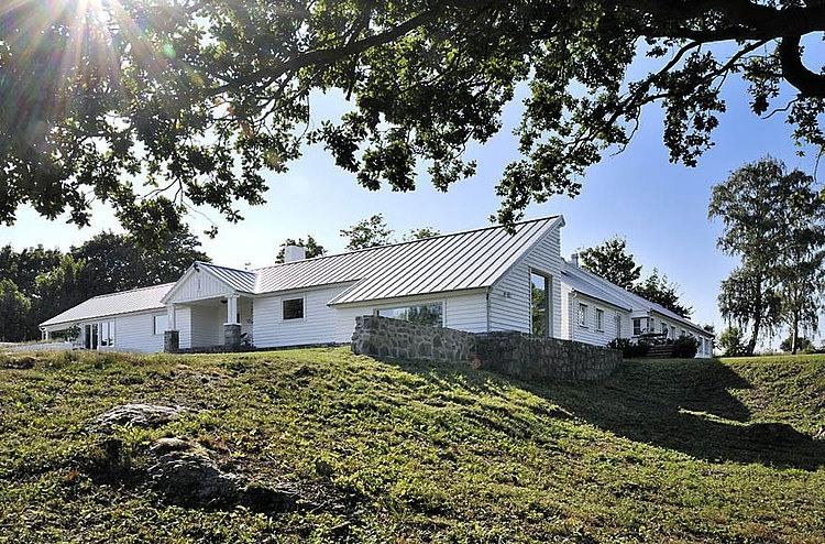 Contemporary Farm House in Sweden