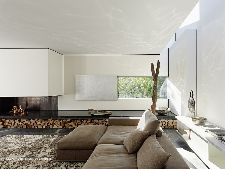 SU House by Alexander Brenner