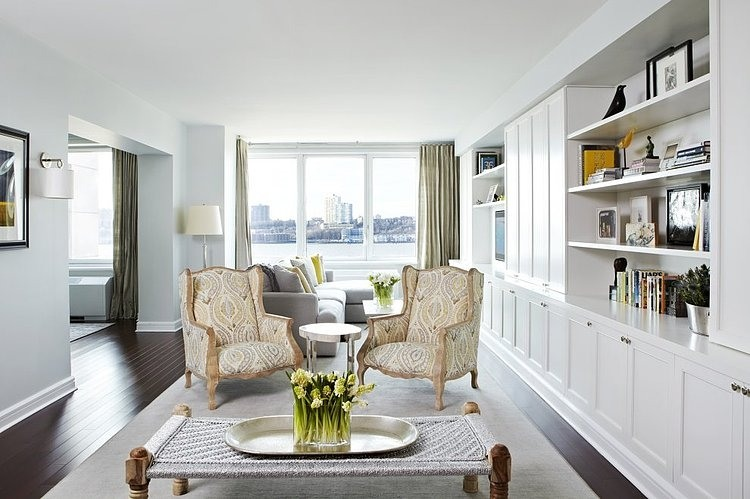 Upper west side waterfront apartment homeadore for Apartments upper west side