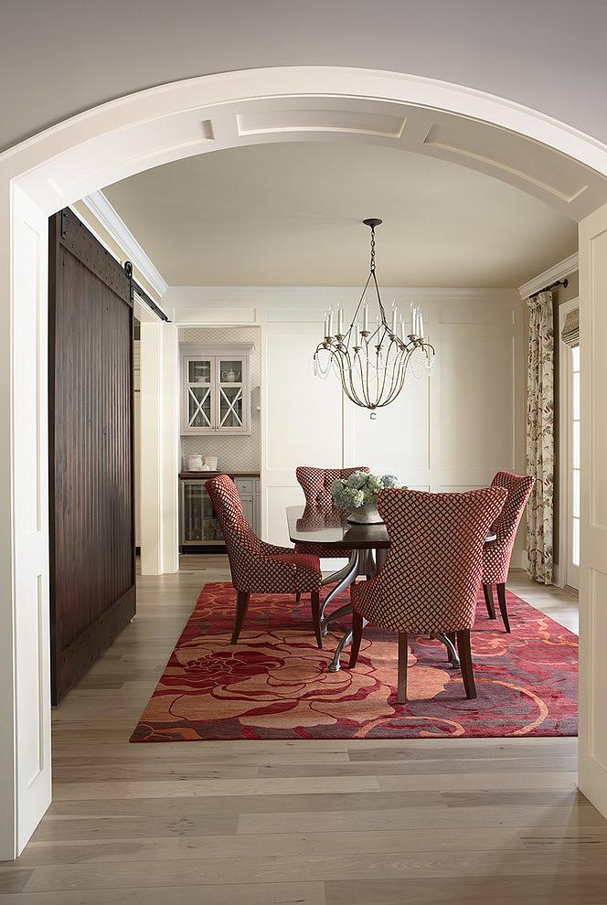 Bridge Street Residence by Martha O'Hara Interiors