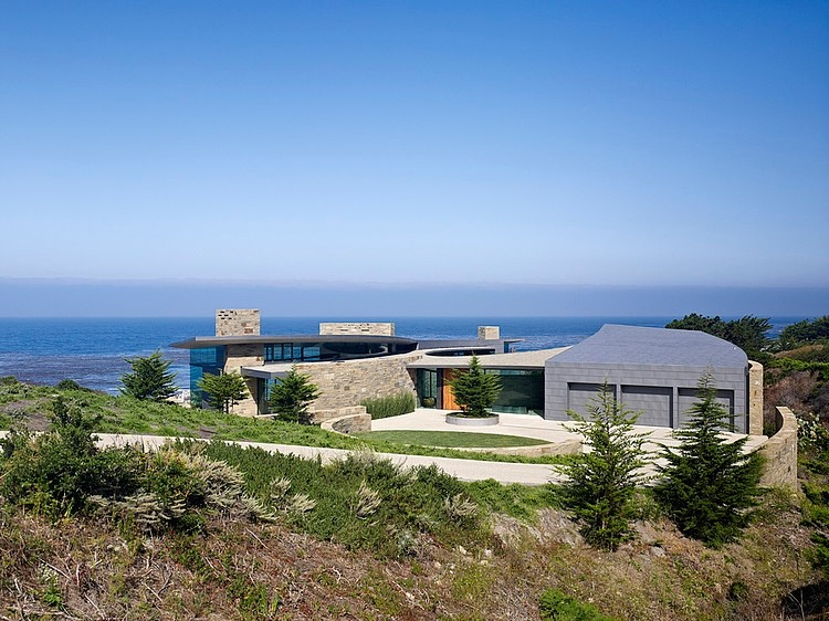 Otter Cove Residence by Fulcrum Structural Engineering