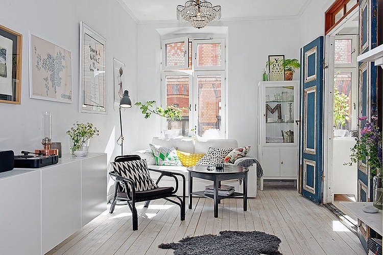 Stockholm Apartment by Johanna Laskey
