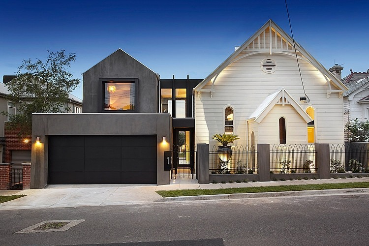 Church Conversion by Bagnato Architects