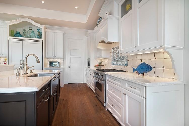 Old Florida Home by Weber Design Group