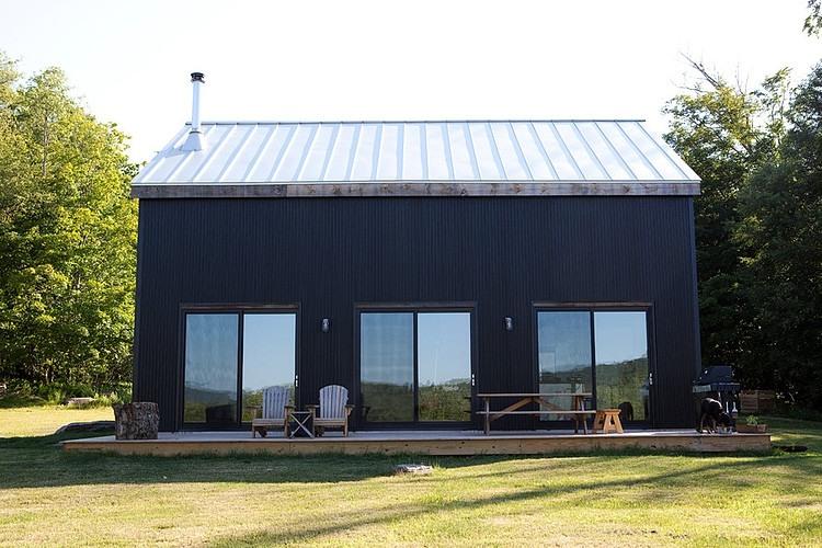 Bovina House by Kimberly Peck Architect