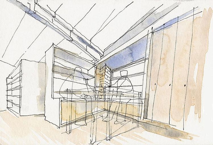 Barn Home by Sauquet Arquitectes