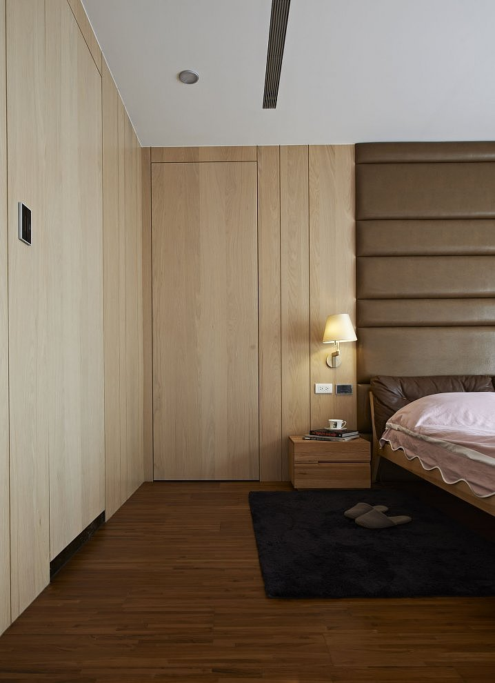 Hsiung House Interior by CCL Architects & Planners