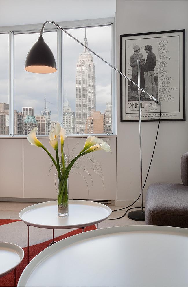 Madison Square Apartment by David Bucovy Architect