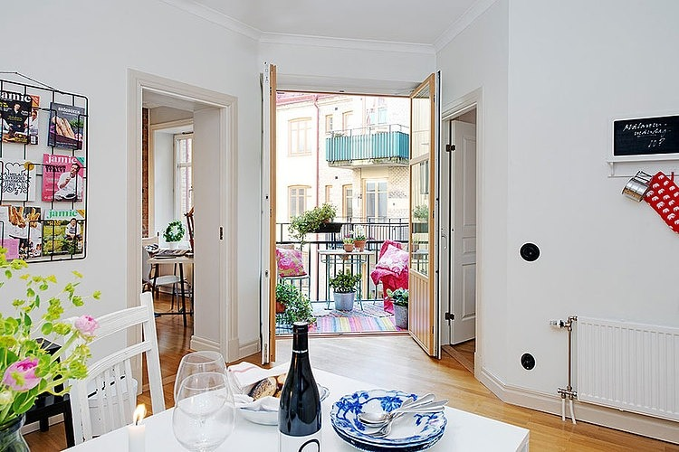 001 fresh apartment gothenburg
