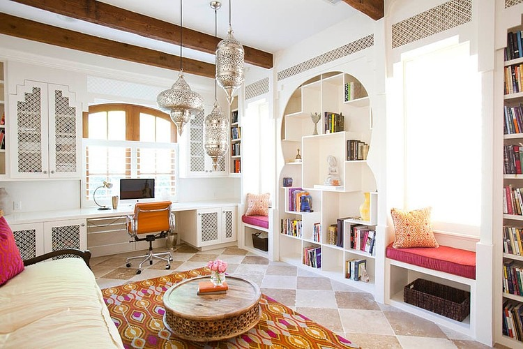 Moroccan Interior by Laura U