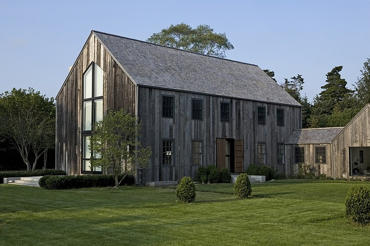 Barn house by d apostrophe design homeadore Barnhouse builders