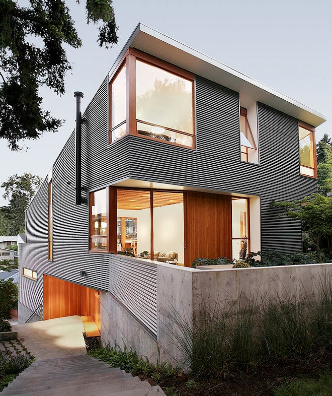 Modern Architecture Defining Contemporary Lifestyle In: Modern House By SHED Architecture & Design