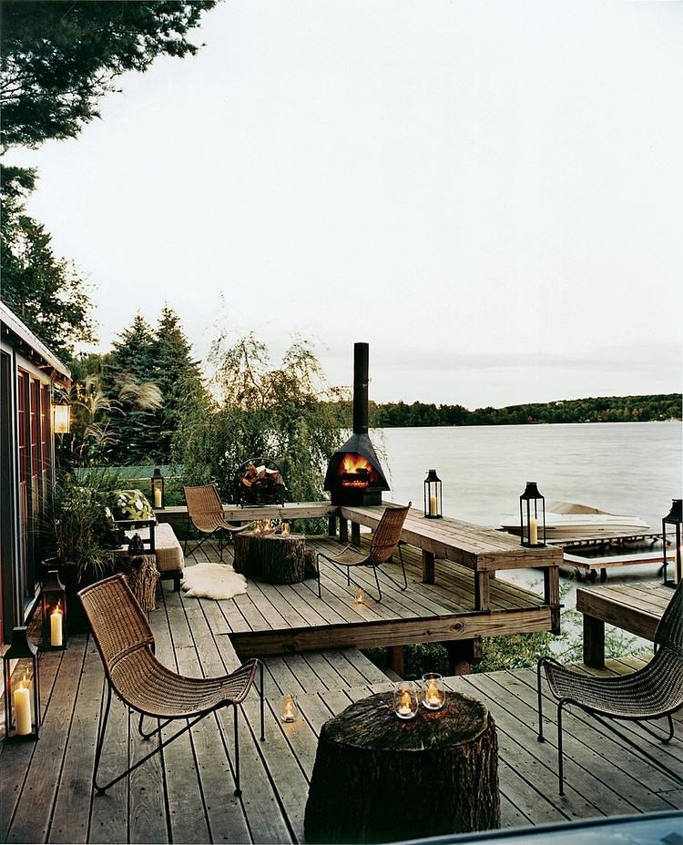 Lake House by Thom Filicia