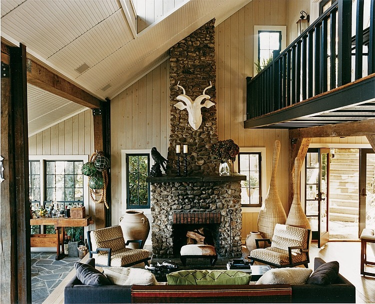 Lake House By Thom Filicia