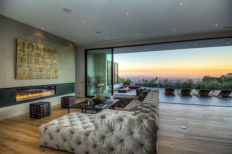 North Doheny House by Meridith Baer Home