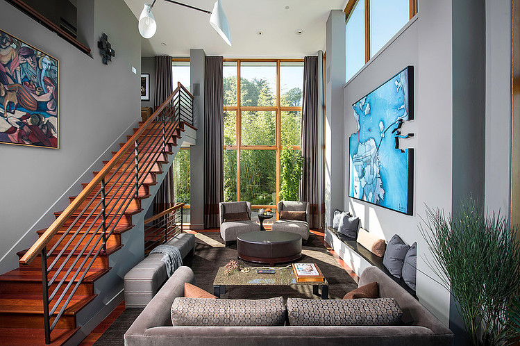 004 house san francisco susan fredman design group homeadore for San francisco modern homes