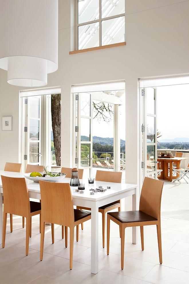 Napa Vineyard House by Remick Associates Architecture