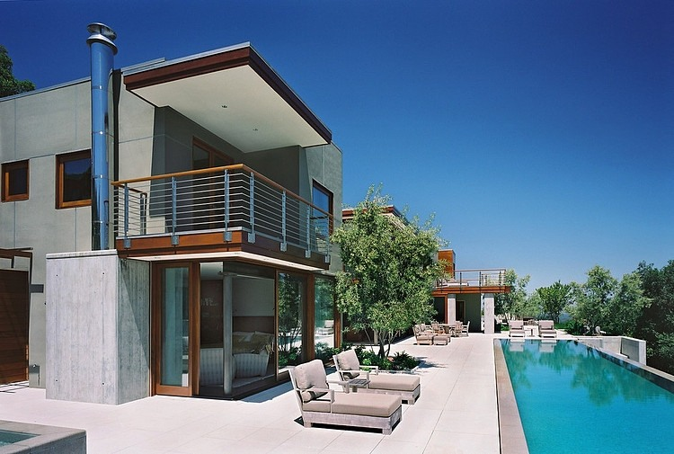 Monte Serino Residence by Modern House Architects Architects Corner
