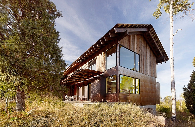 Aspen Creek Residence By Carney Logan Burke Architects