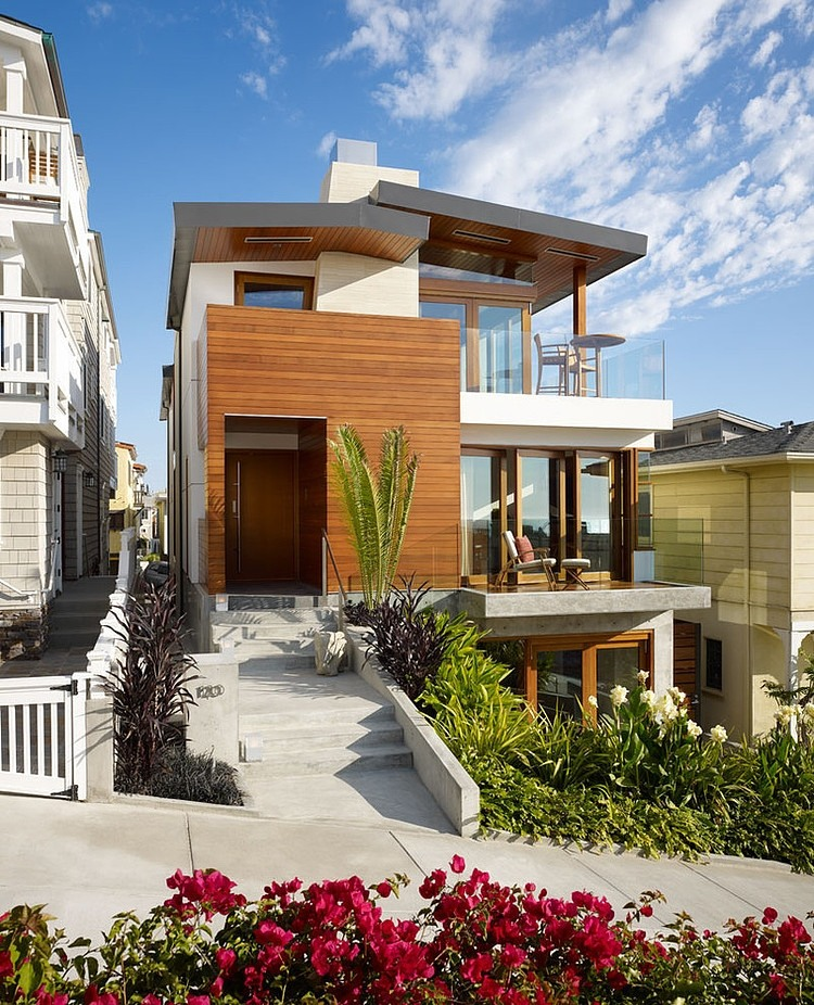 016 Manhattan Beach Residence Rockefeller Partners Architects Homeadore