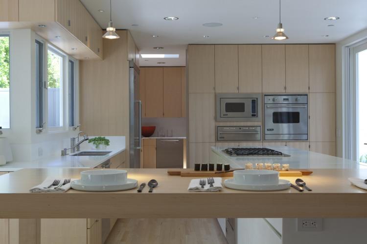 Contemporary Home by Rozalynn Woods Interior Design