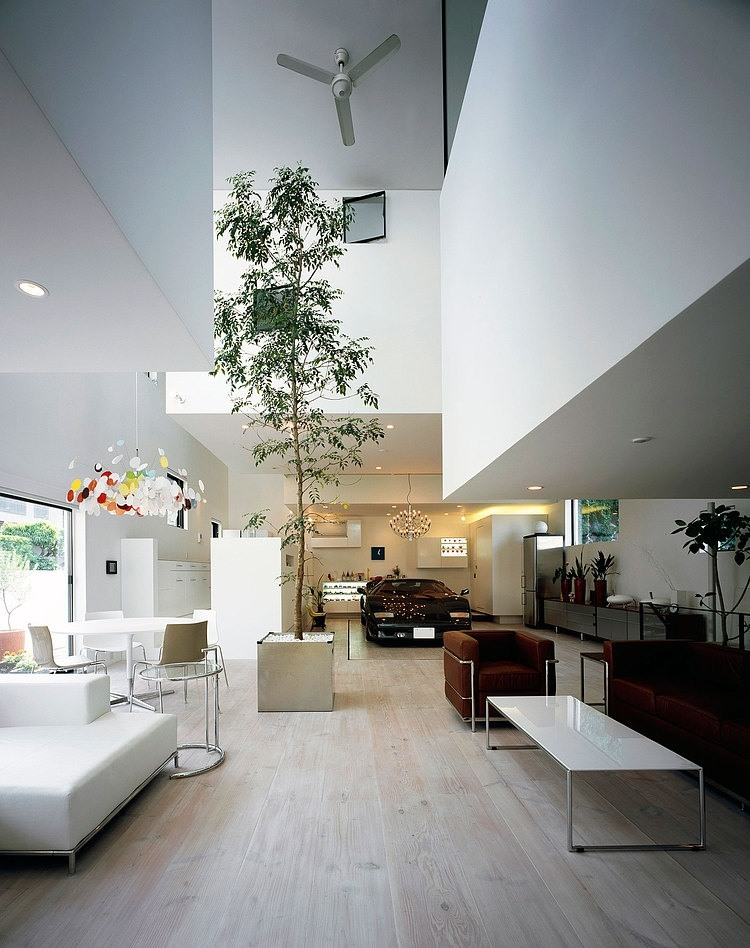 Kre House by No. 555 Architectural Design Office