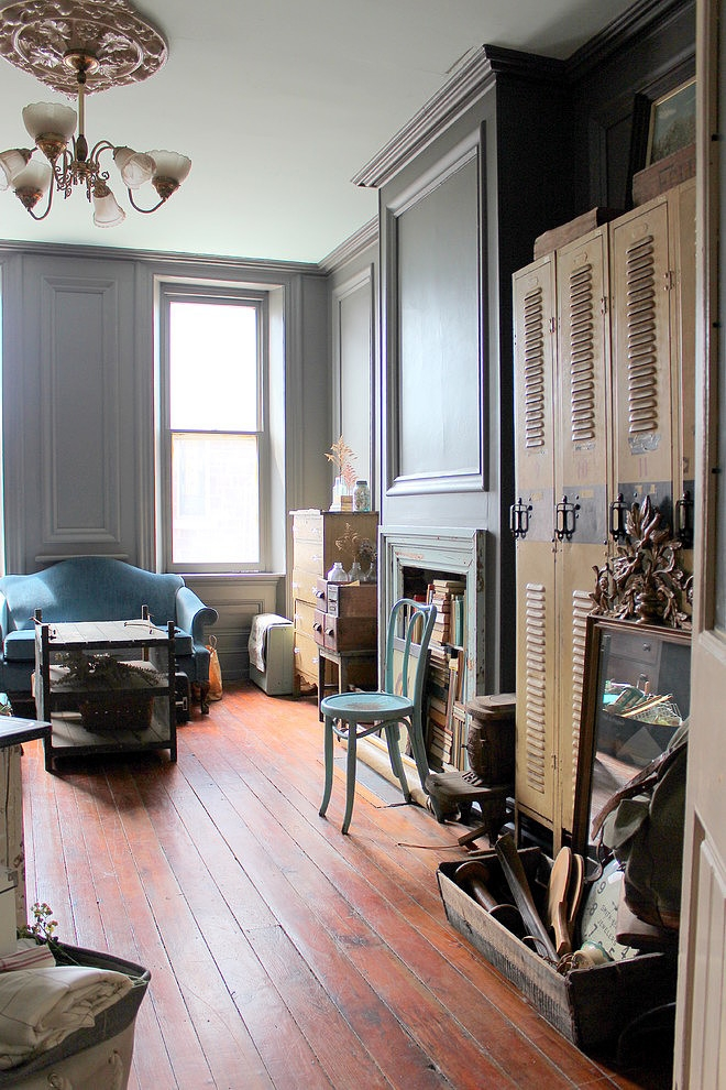 Eclectic South Philly Row House
