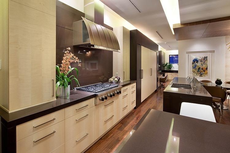 Обстановка кухни дизайн и