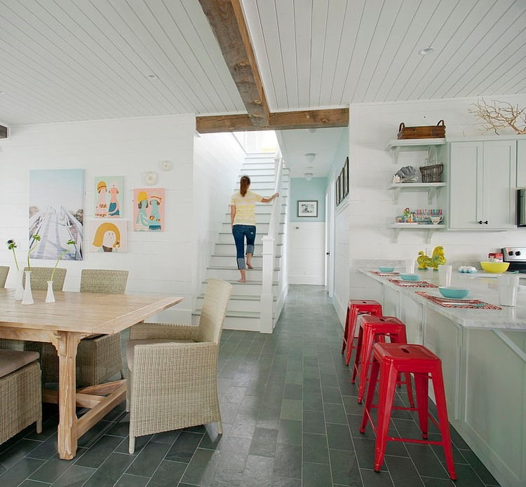 Tybee Beach House by Joel Snayd